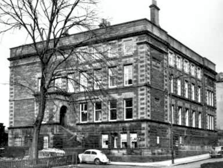 Whitehill Secondary School