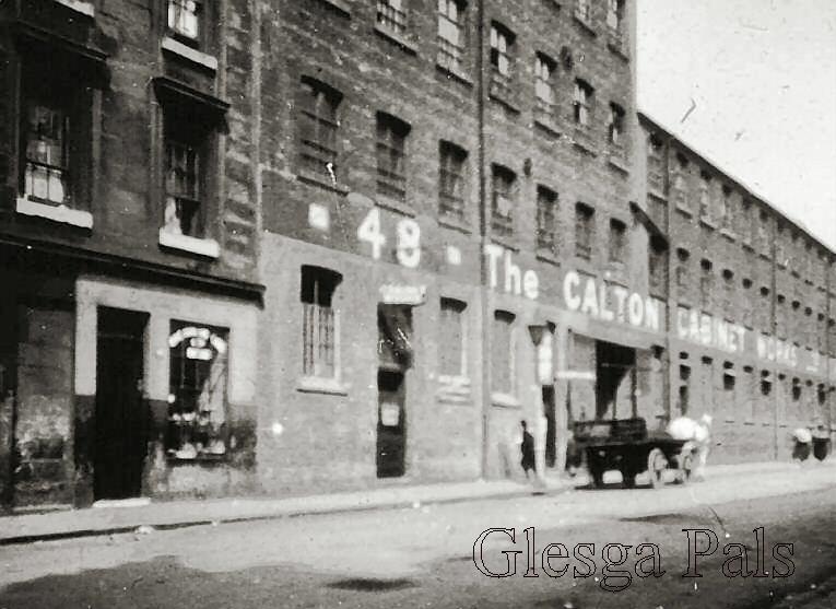 City Cafe Glasgow